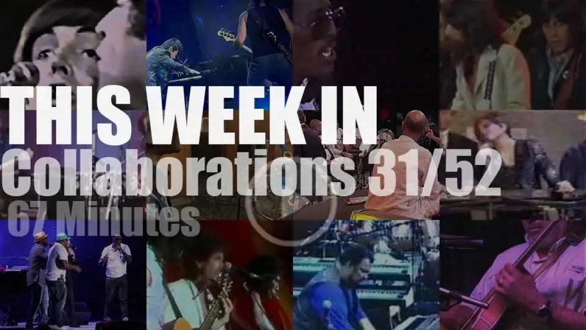 This week In Collaborations 31/52