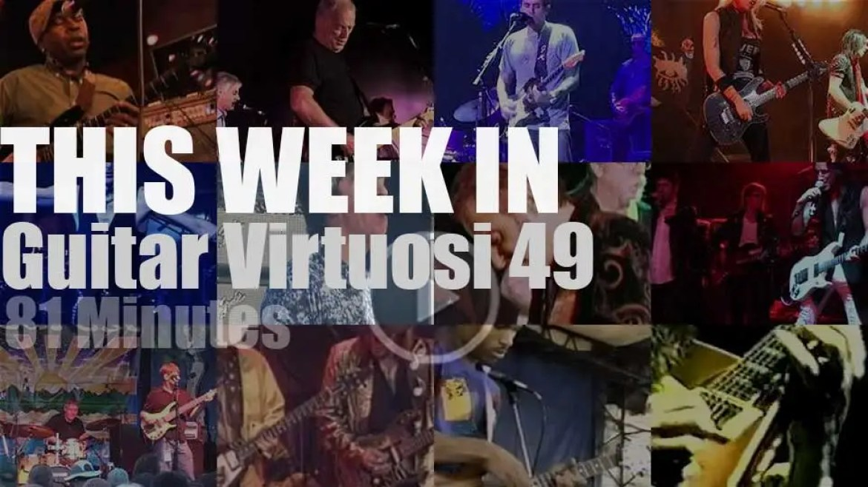 This week In Guitar Virtuosi 49