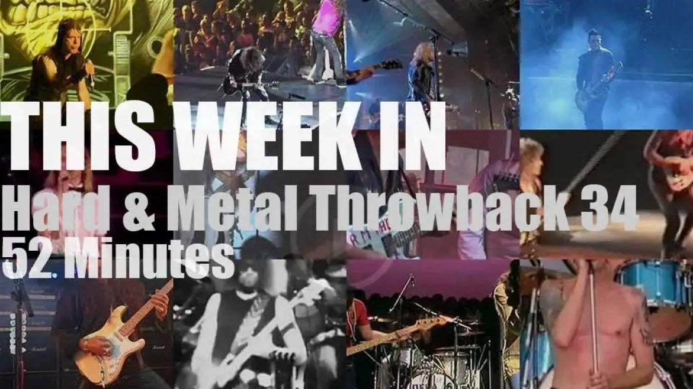 This week In  'Hard & Metal Throwback'  34