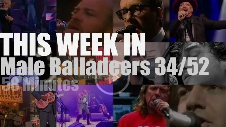 This week In Male Balladeers 34/52