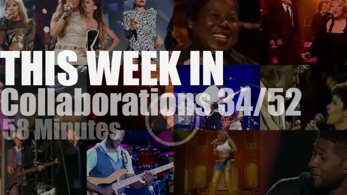 This week In One-Off Collaborations 34/52