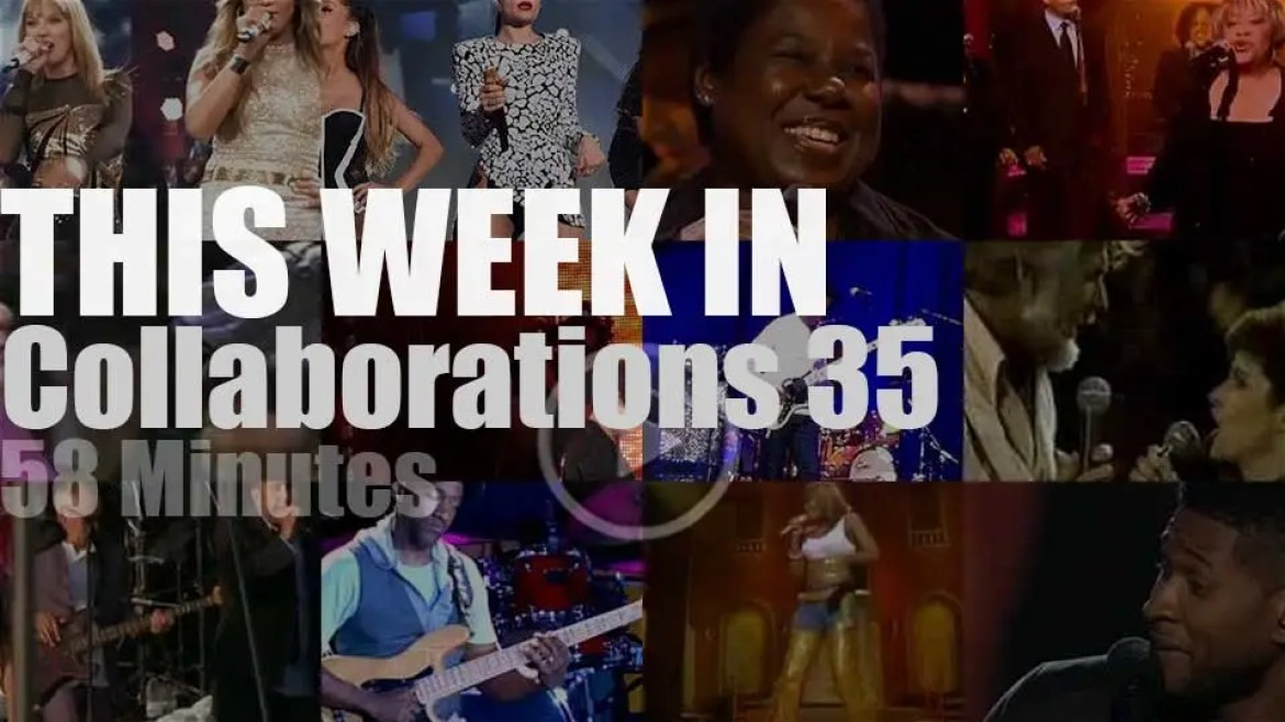 This week In One-Off Collaborations 35