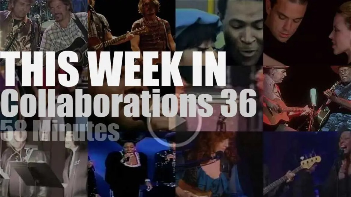 This week In One-Off Collaborations 36