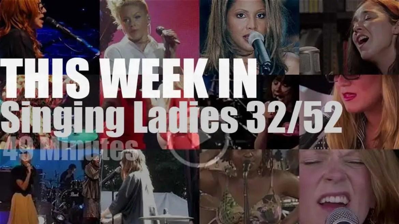 This week In Singing Ladies 32/52