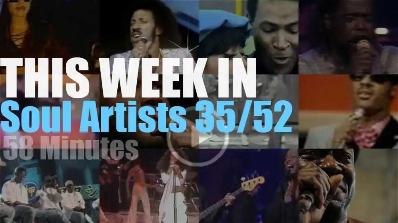 This week In Soul Artists 35/52