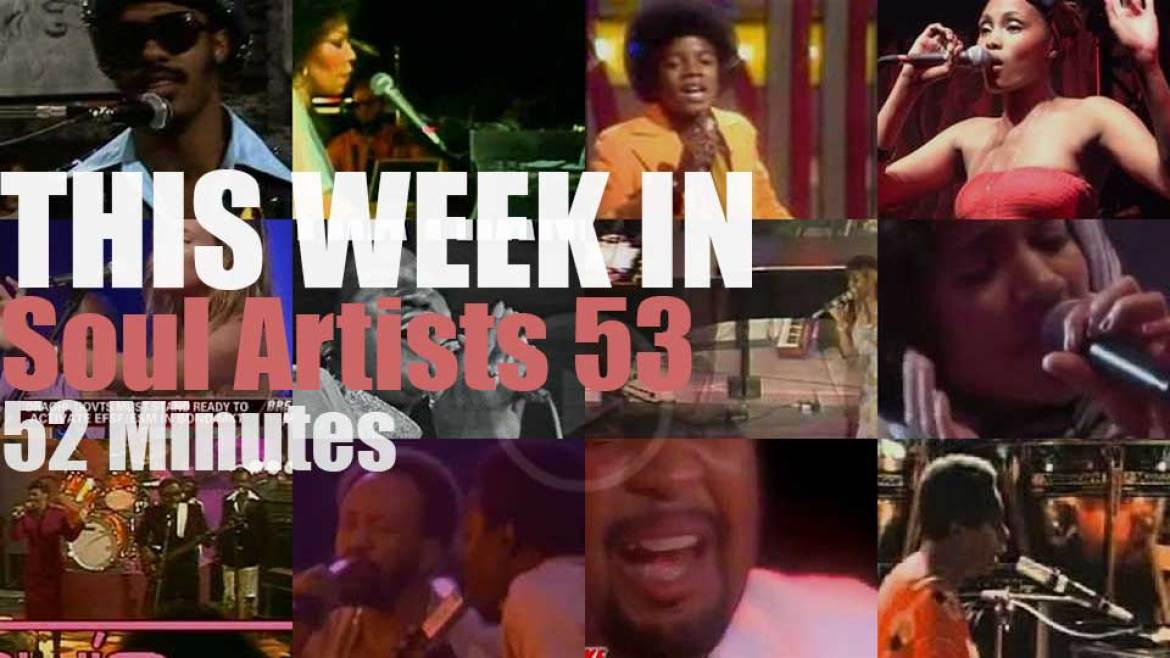 This week In Soul Artists 53