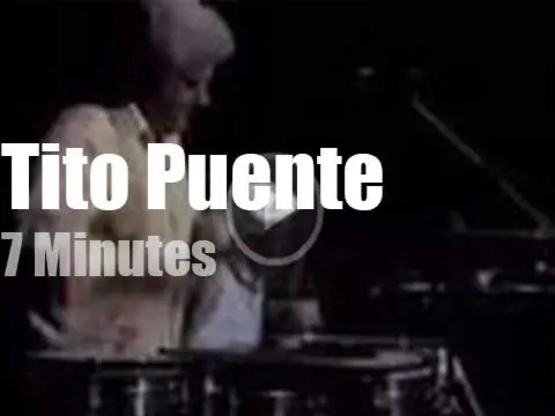 Tito Puente celebrates 'Latin Labor Day' (1981)