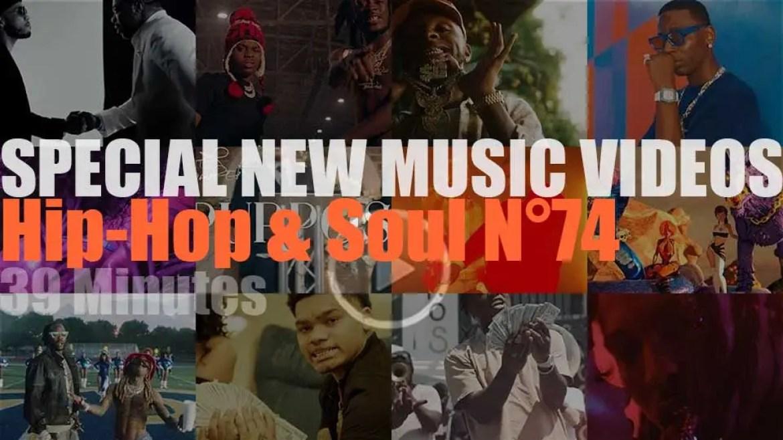 Hip-Hop & Soul  New Music Videos N°74