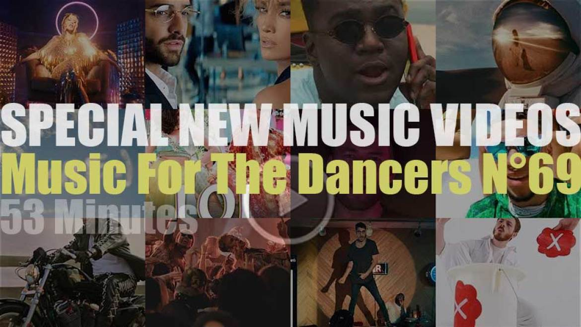 'Music For The Dancers' Special New Music Videos N°69