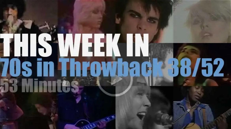 This week In '70s Throwback' 38/52