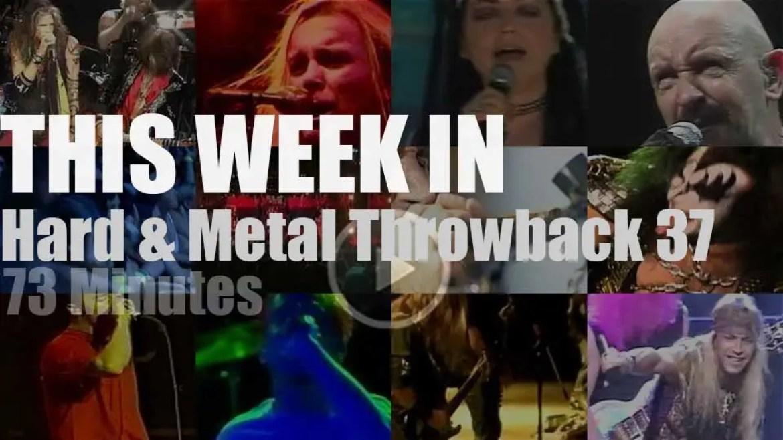 This week In  'Hard & Metal Throwback' 37