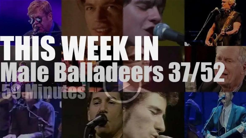 This week In Male Balladeers 37/52