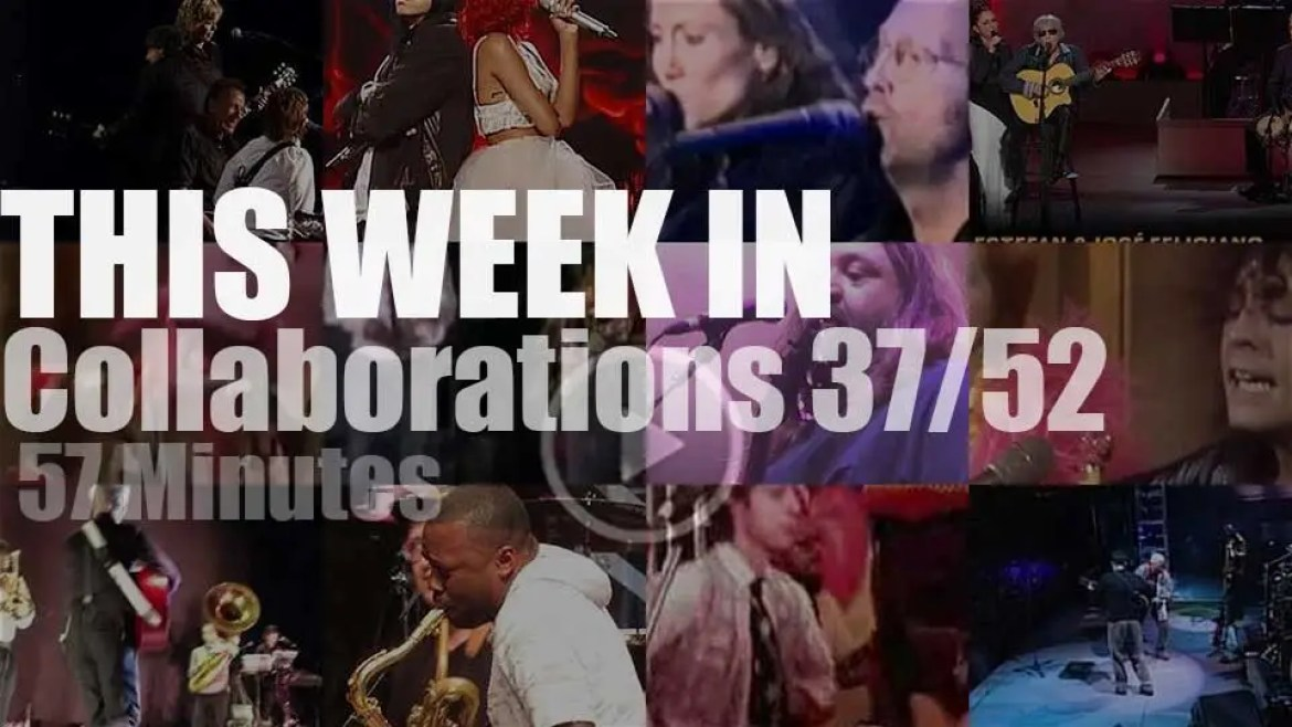 This week In One-Off Collaborations 37/52
