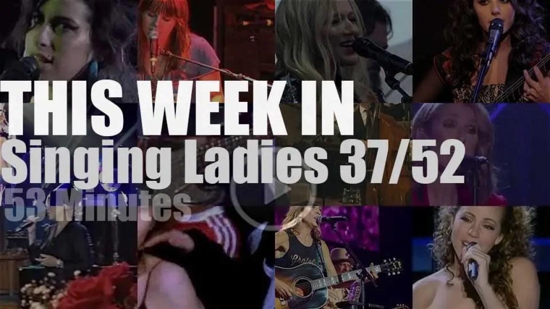 This week In Singing Ladies 37/52