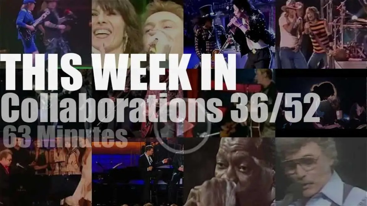 This week In One-Off Collaborations 36/52