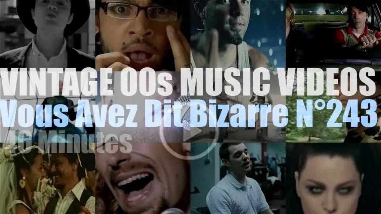 'Vous Avez Dit Bizarre'  N°243 – Vintage 2000s Music Videos