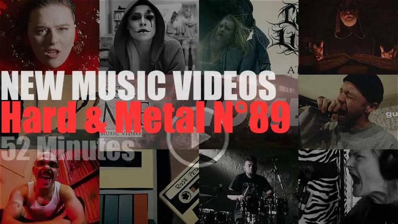 Hard & Metal New Music Videos N°89
