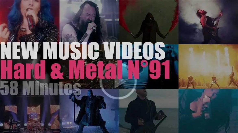 Hard & Metal New Music Videos N°91