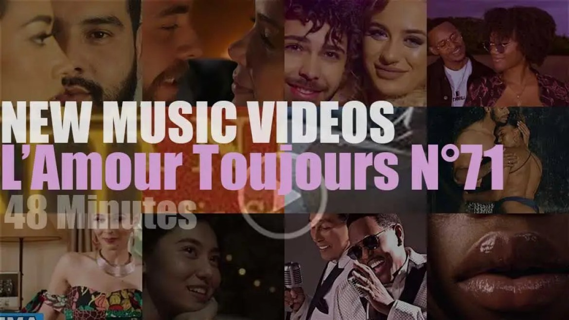 'L'Amour Toujours' New Music Videos N°71