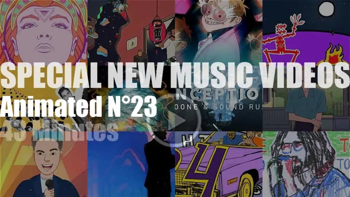 Special New Animated Music Videos N°23