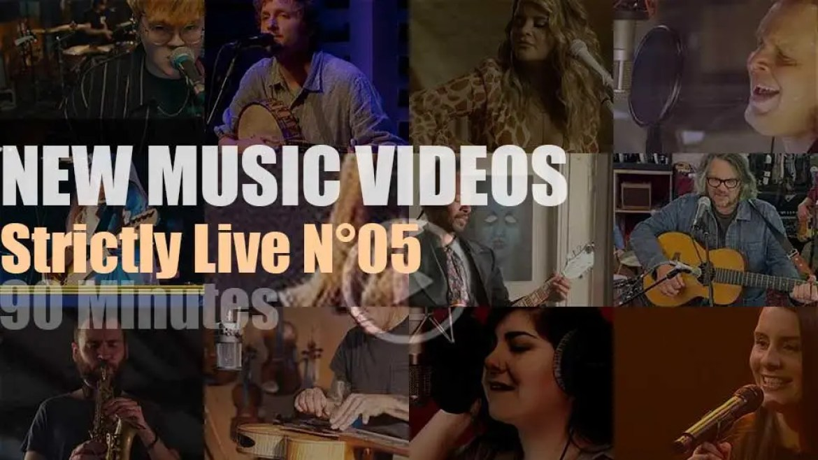 'Strictly Live'  New Music Videos N°05