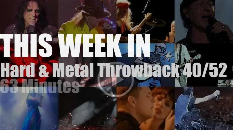 This week In  'Hard & Metal Throwback' 40/52
