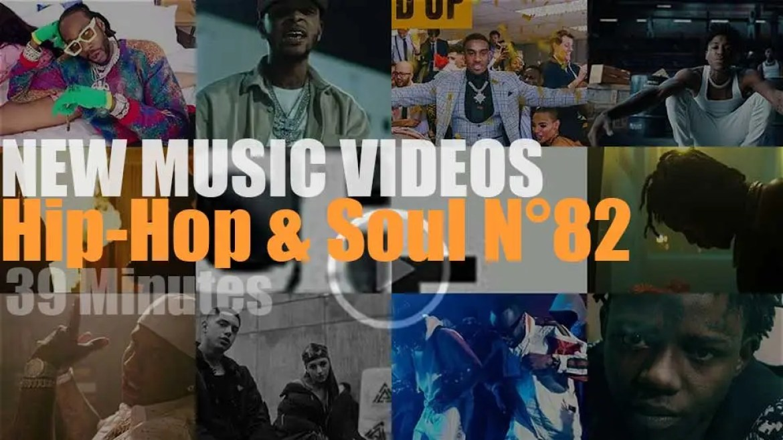 Hip-Hop & Soul  New Music Videos N°82