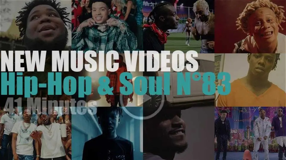 Hip-Hop & Soul  New Music Videos N°83