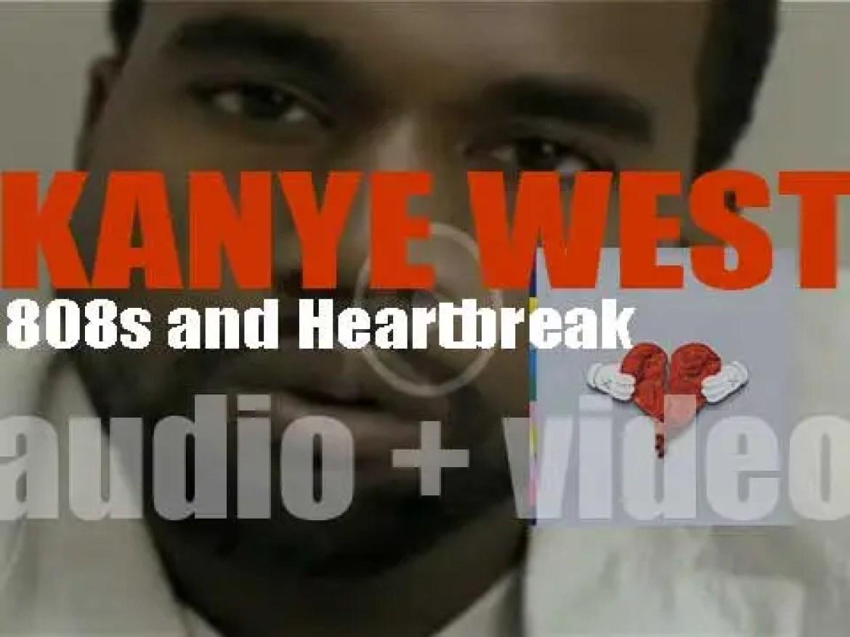 Def Jam / Roc-A-Fella publish Kanye West's fourth album : '808s and Heartbreak' (2008)