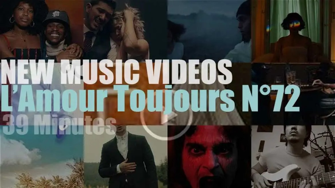 'L'Amour Toujours' New Music Videos N°72