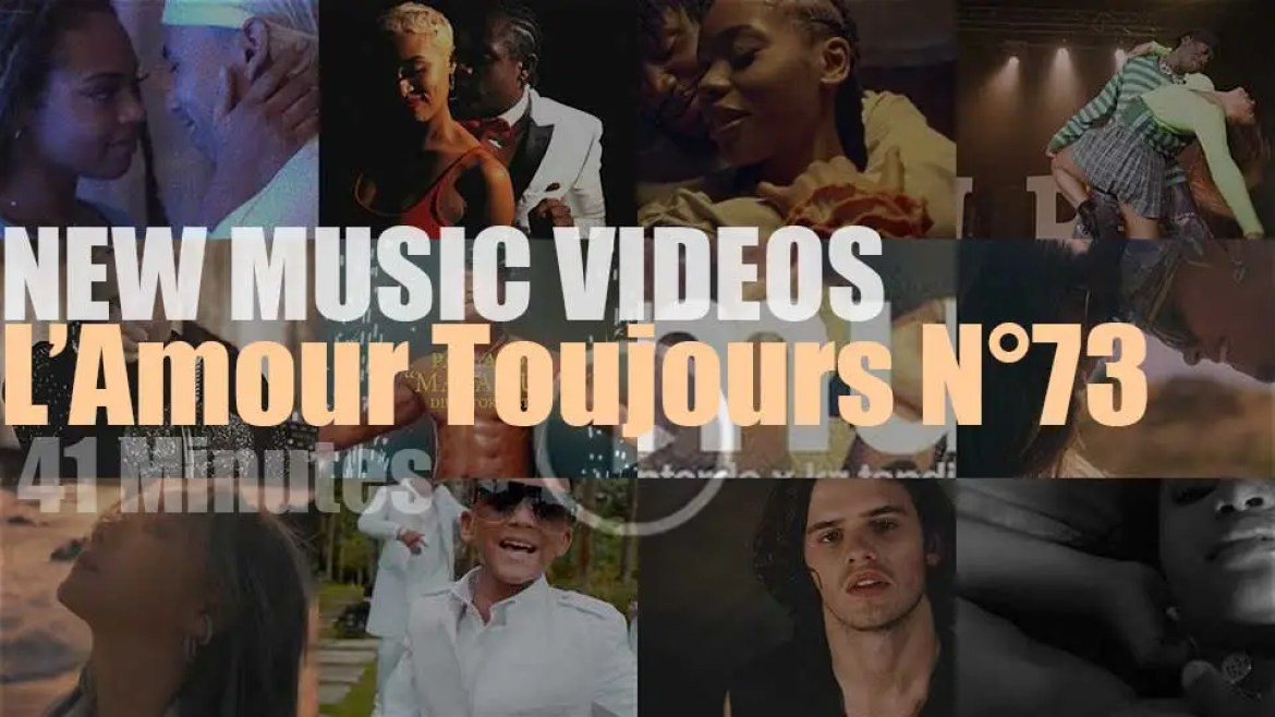'L'Amour Toujours' New Music Videos N°73