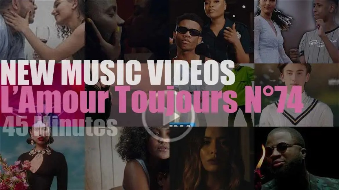 'L'Amour Toujours' New Music Videos N°74