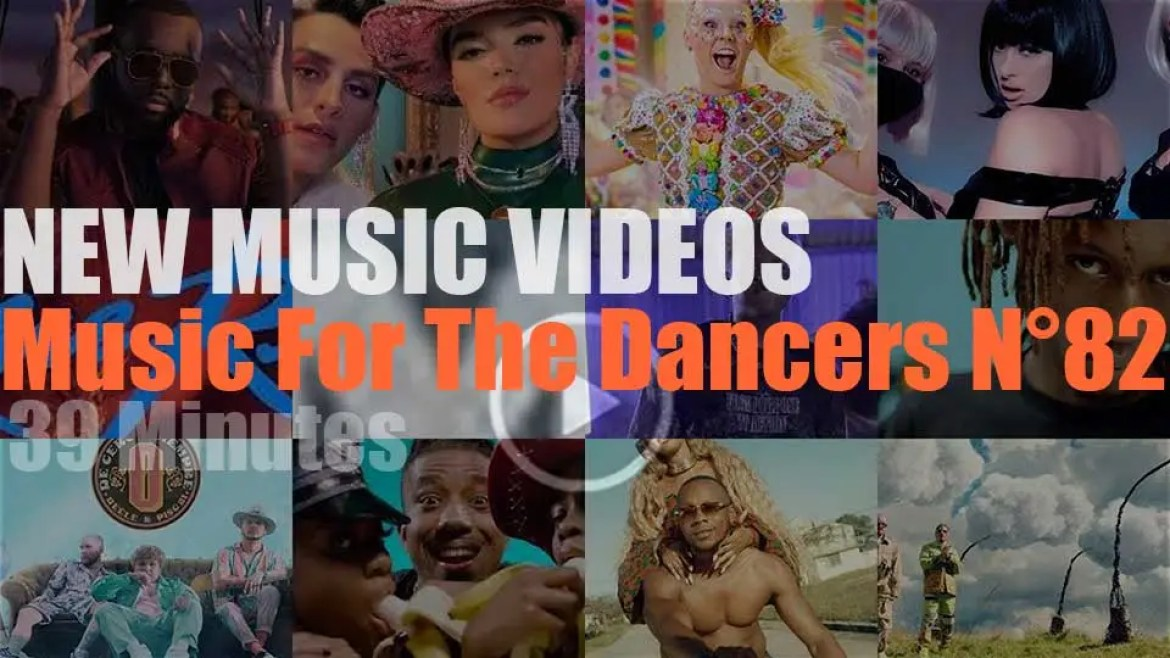 'Music For The Dancers'  New Music Videos N°82
