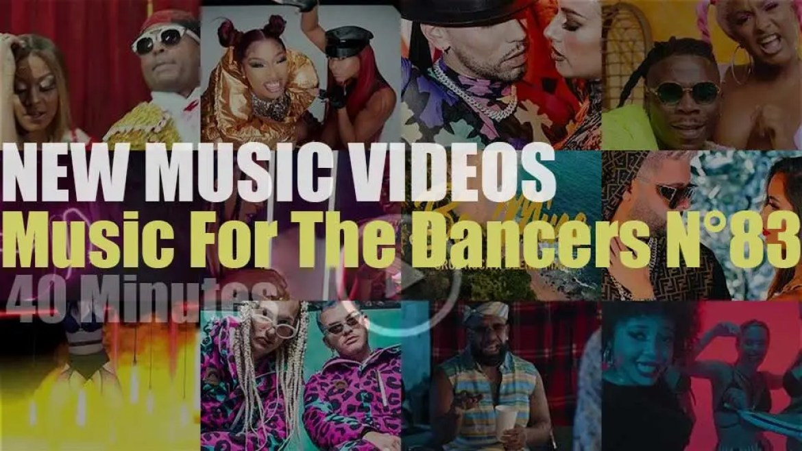 'Music For The Dancers'  New Music Videos N°83
