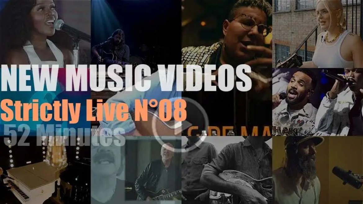 'Strictly Live'  New Music Videos N°08