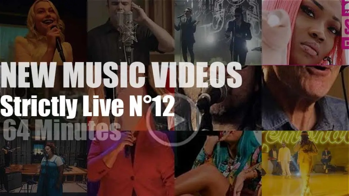'Strictly Live'  New Music Videos N°12