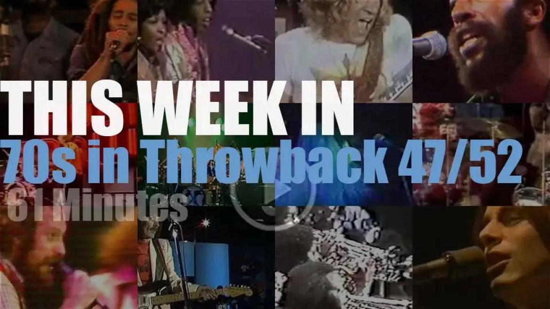 This week In '70s Throwback' 47/52