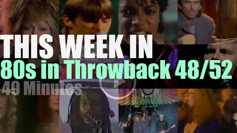 This week In '80s Throwback' 48/52