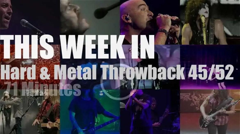This week In  'Hard & Metal Throwback' 45/52