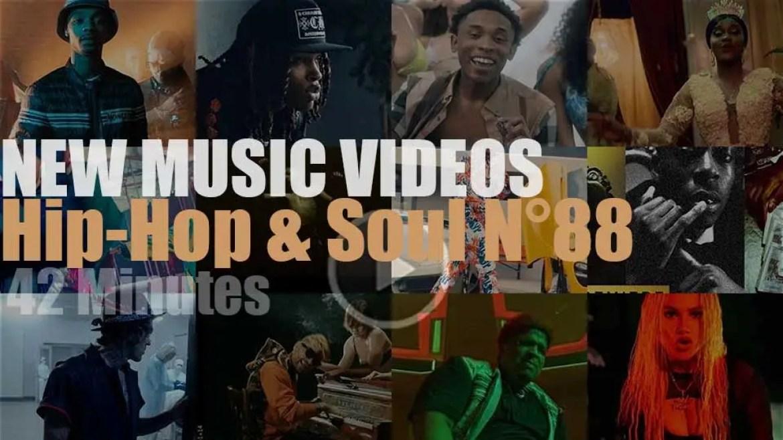 Hip-Hop & Soul  New Music Videos N°88
