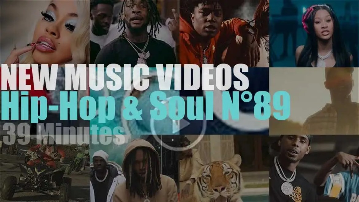Hip-Hop & Soul  New Music Videos N°89