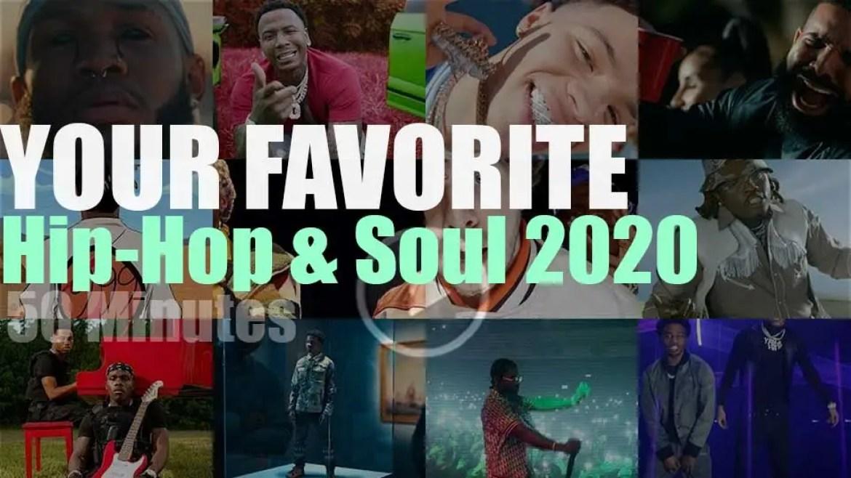 Your Favorite Hip-Hop & Soul 2020 Music Videos