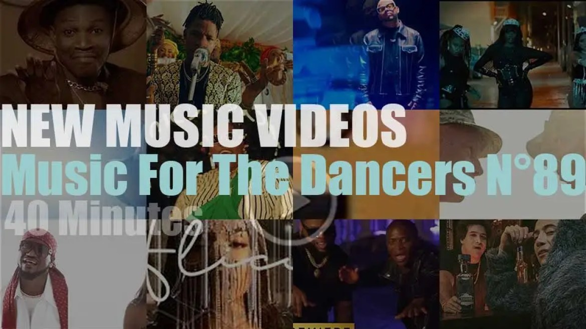 'Music For The Dancers'  New Music Videos N°89