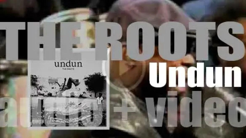 Def Jam publish The Roots' tenth album : 'Undun' (2011)