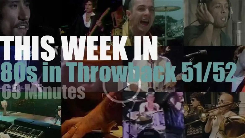 This week In '80s Throwback' 51/52