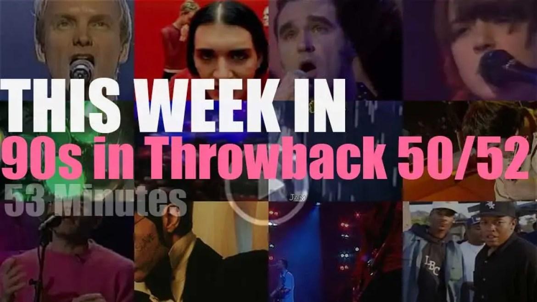 This week In  '90s Throwback' 50/52