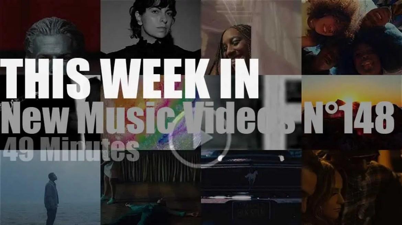 This week In New Music Videos N°148