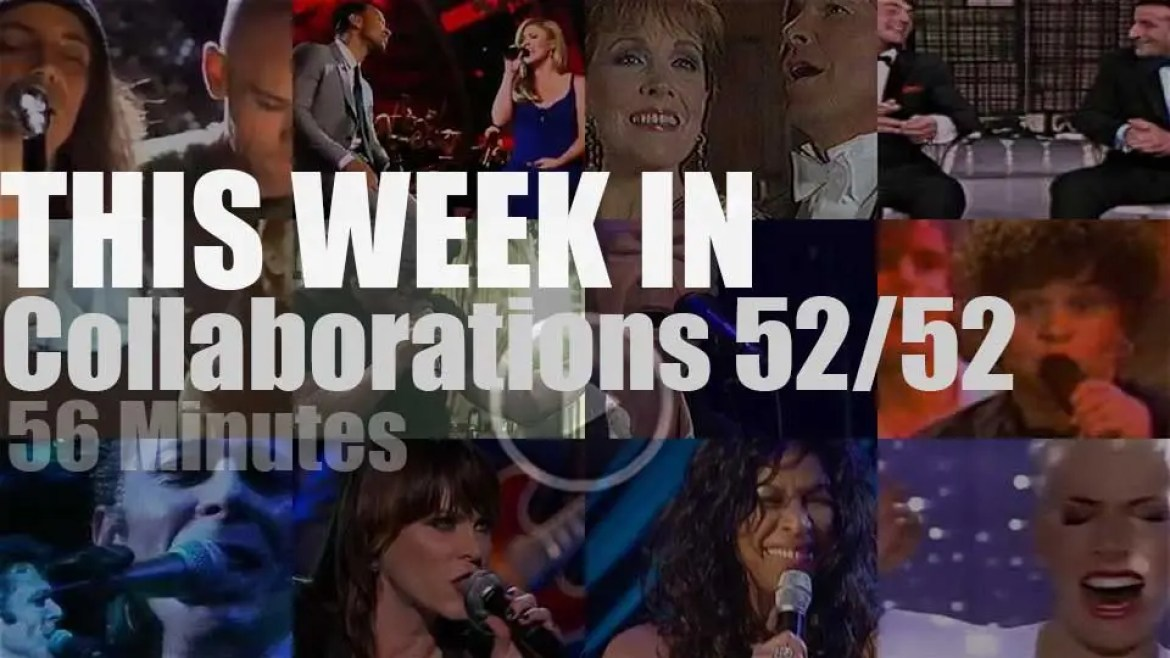 This week In One-Off Collaborations 52/52