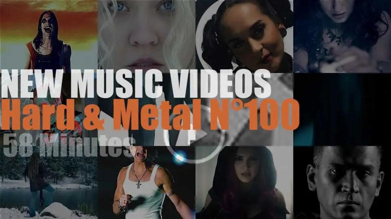Hard & Metal New Music Videos N°100