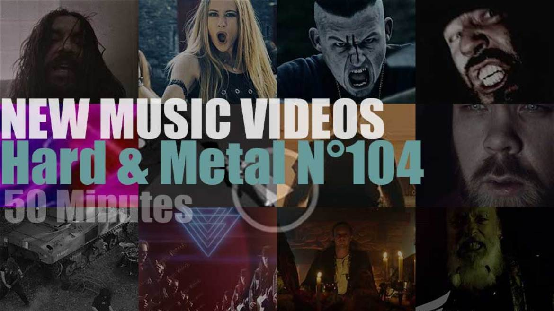 Hard & Metal New Music Videos N°104